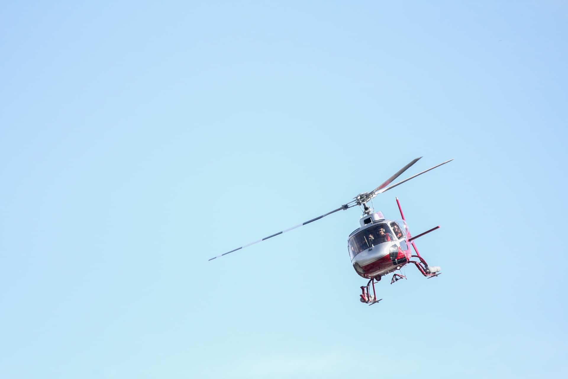helikopter-oplevelsesgave