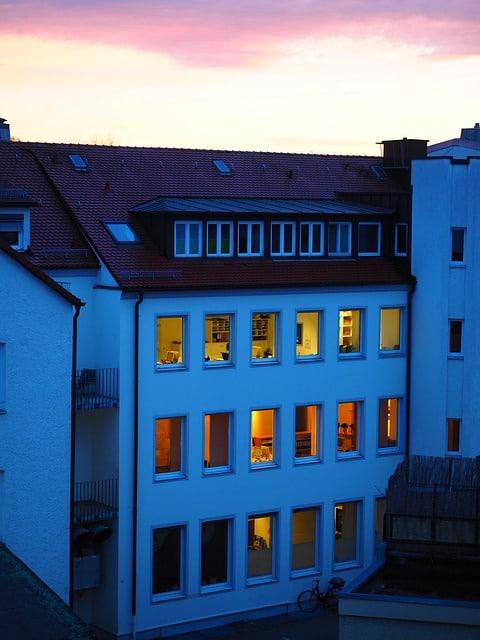 lys i boligerne