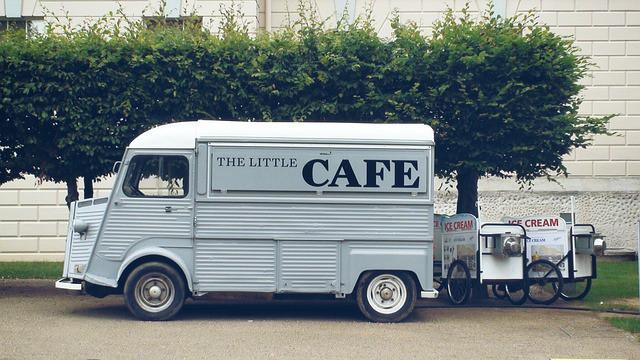 cafe vogn